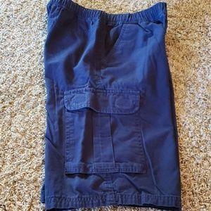 Children's Place Elastic Waist Cargo shorts